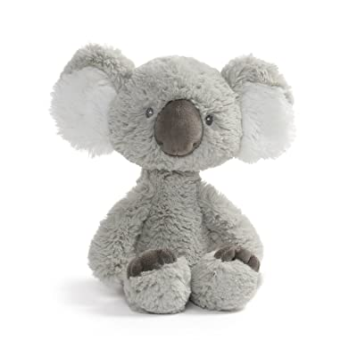 "GUND Baby Toothpick Koala Plush Stuffed Animal 12"", Gray: Toys & Games"