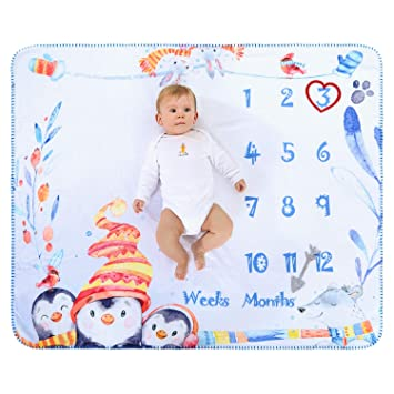 Neugeborenes Baby weiche Fleece Decke Geschenk Boy Mädchen Kinderbett
