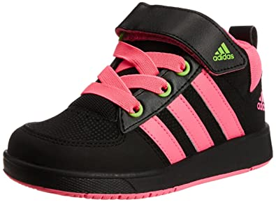 Zapatillas adidas Black and Pink Mesh/ Sneakers 13 Mesh 13 niños Reino Unido/ India 853fc78 - sulfasalazisalaz.website