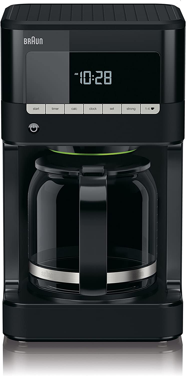 Braun KF 7020 Coffee Maker with Glass Jug only for 220 volt Will Not Work in USA or Canada
