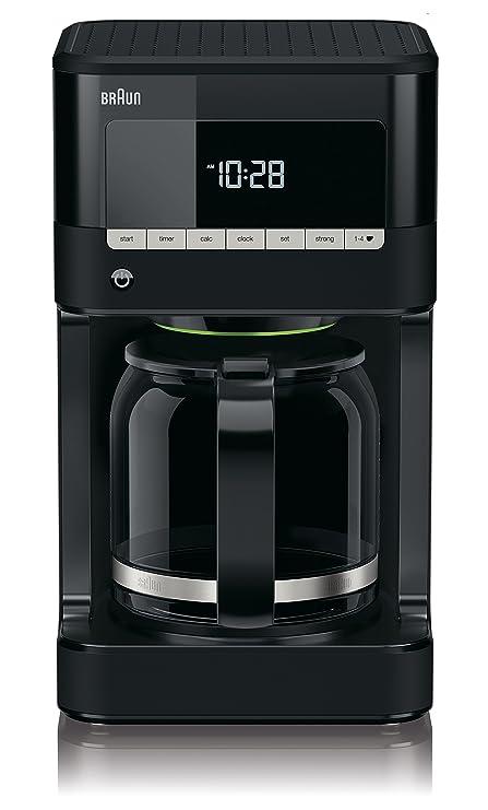 Braun KF 7020 Cafetera eléctrica semi-automática con jarra de ...