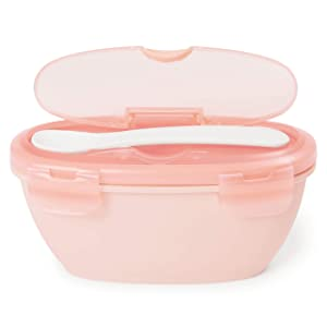 Skip Hop Bowls, Easy Serve Coral