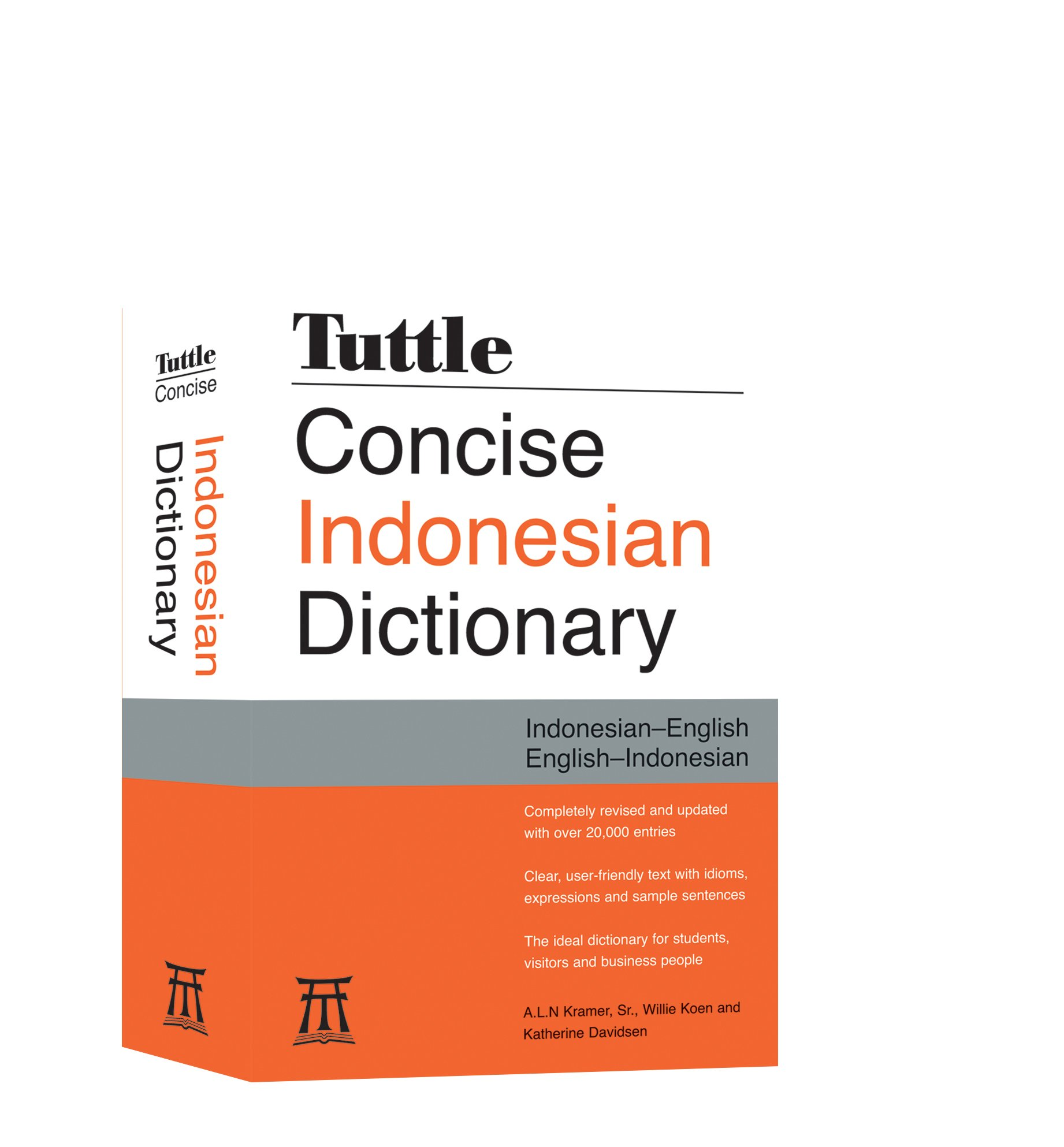 Tuttle Concise Indonesian Dictionary: Indonesian-English English-Indonesian  (Dictionary): Amazon.co.uk: Willie Koen: 9780804837330: Books