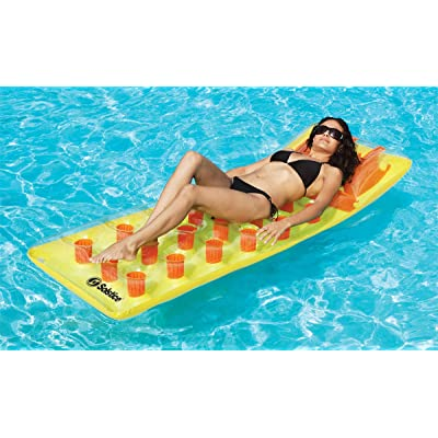Solstice by Swimline Signature French Pool Float: Toys & Games