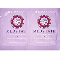Dermadoctor Med E Tate Antiperspirant Wipes, 0.1 Oz, 30 Pieces