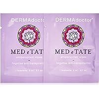 DERMAdoctor MED e TATE Antiperspirant Wipes, 3ml