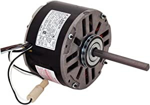 Century 96455.6-Inch Frame Diameter 1/6 HP 1625 RPM 208-230-Volt 1-Amp Sleeve Bearing Blower Motor