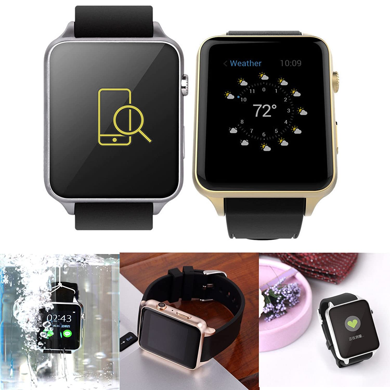 Leaning Tech Smart Watch Smart Reloj NFC Bluetooth Cámara ...