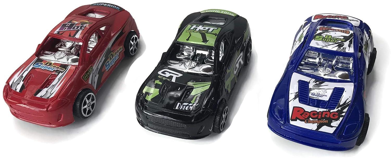 【新品】 PROSPERITY B07JY6J4J2 DEVINE Super Power Race Cars Power WTH プルバックアクション 4インチ 4インチ 3個セット。 B07JY6J4J2, ナカクビキグン:3a057ec0 --- a0267596.xsph.ru