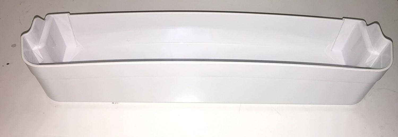 69081708 Thetford Fridge SR Shallow Door Bin 525 White