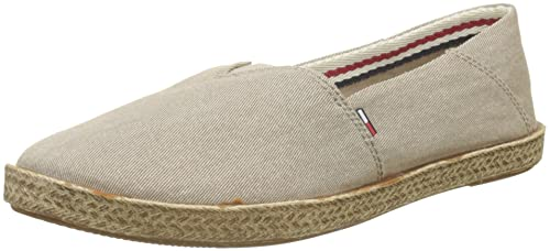 Tommy JeansFLEXIBLE CASUAL SLIP ON - Espadrilles - light blue FK0IkOQWKe
