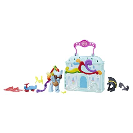 Amazon Com My Little Pony Friendship Is Magic Rainbow Dash