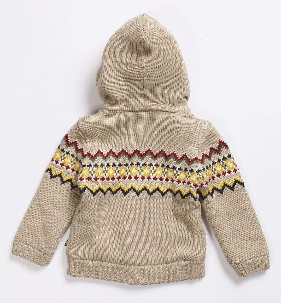 KANZ Sweater Jacket