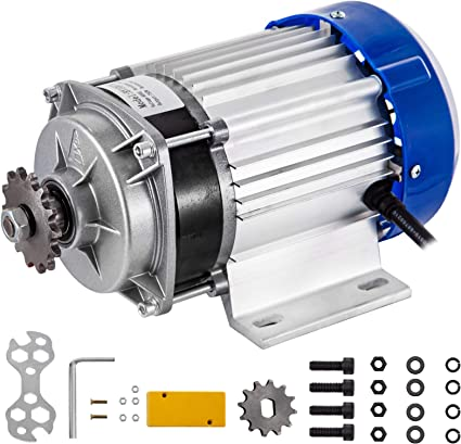 60V DC Motor Gear Brushless Electric Motor BLDC Tricycle Brushless Mid Motor