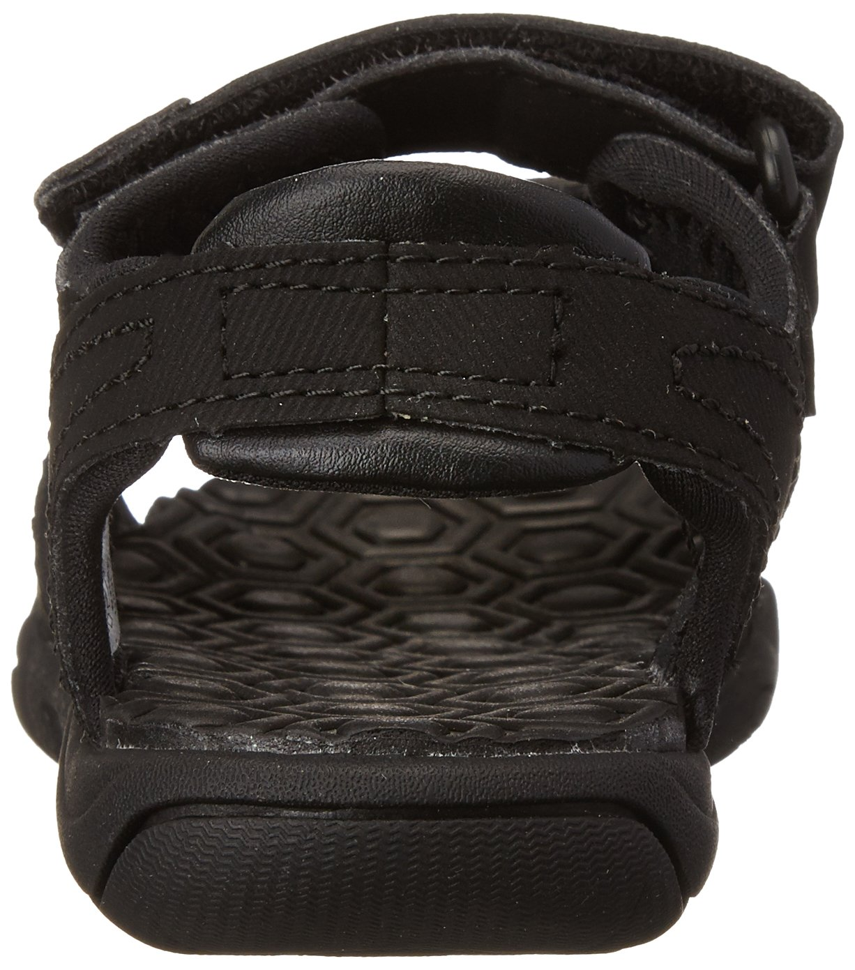 Timberland Adventure Seeker Two-Strap Sandal (Toddler/Little Kid),Blackout,9 M US Toddler by Timberland (Image #2)