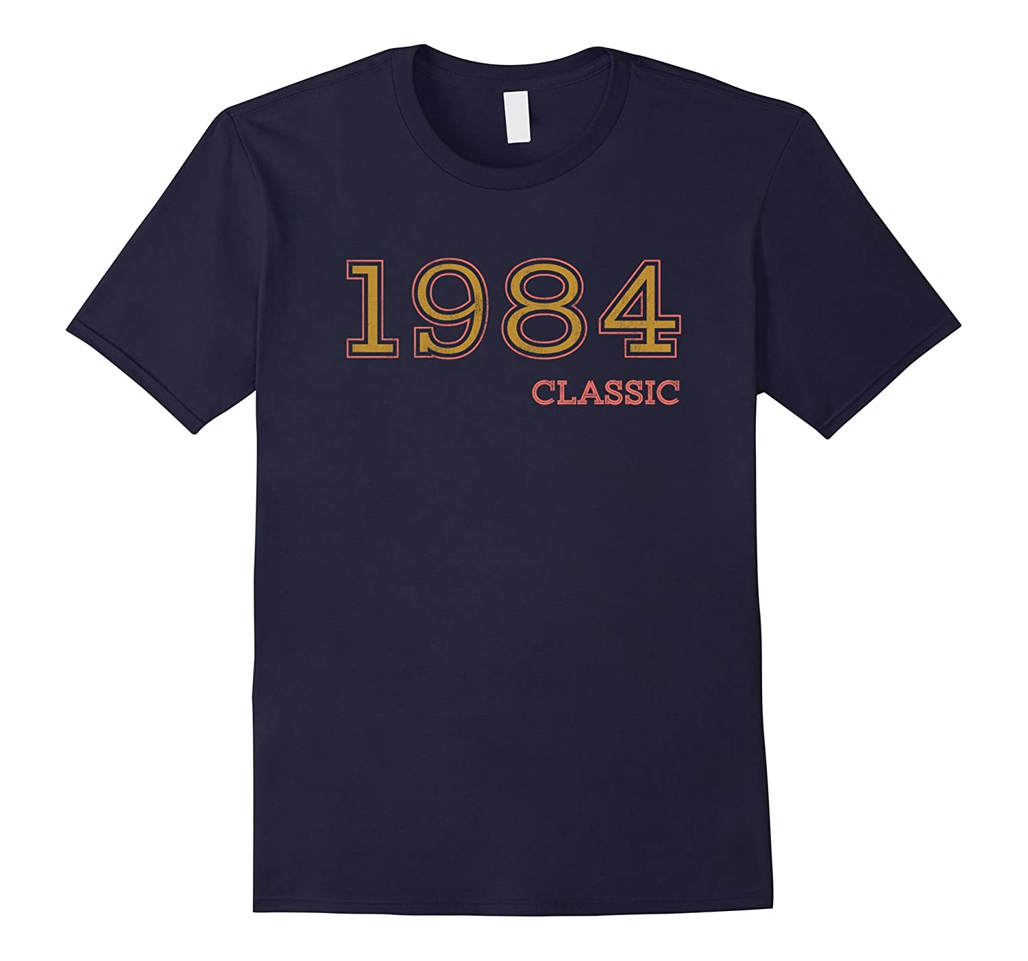 33th Birthday Funny Tshirt, Vintage 1984 Shirt, Gift Idea-FL