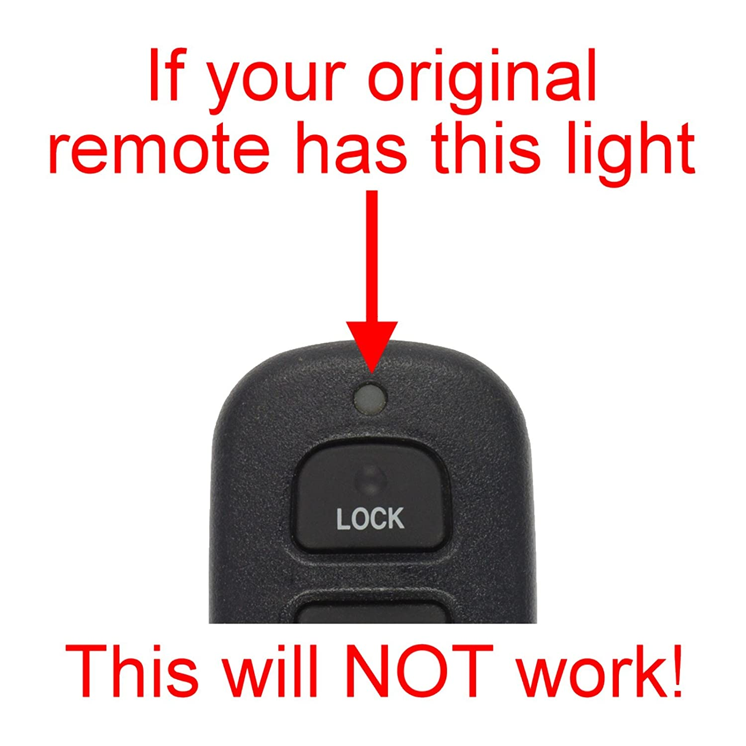 HYQ12BAN HYQ1512Y Discount Keyless Replacement Key Fob Car Remote For Toyota 4Runner Sequoia HYQ12BBX