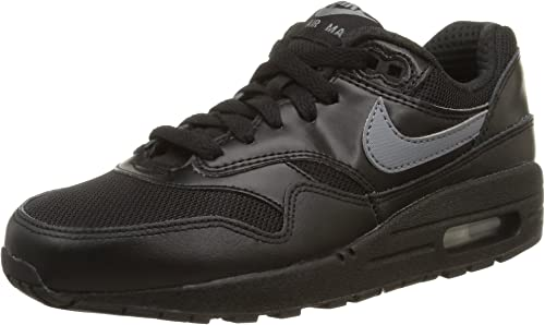 Nike 555766 Kids Youth Boys Girls Air Max 1 GS Low Top Tennis Shoes Sneakers