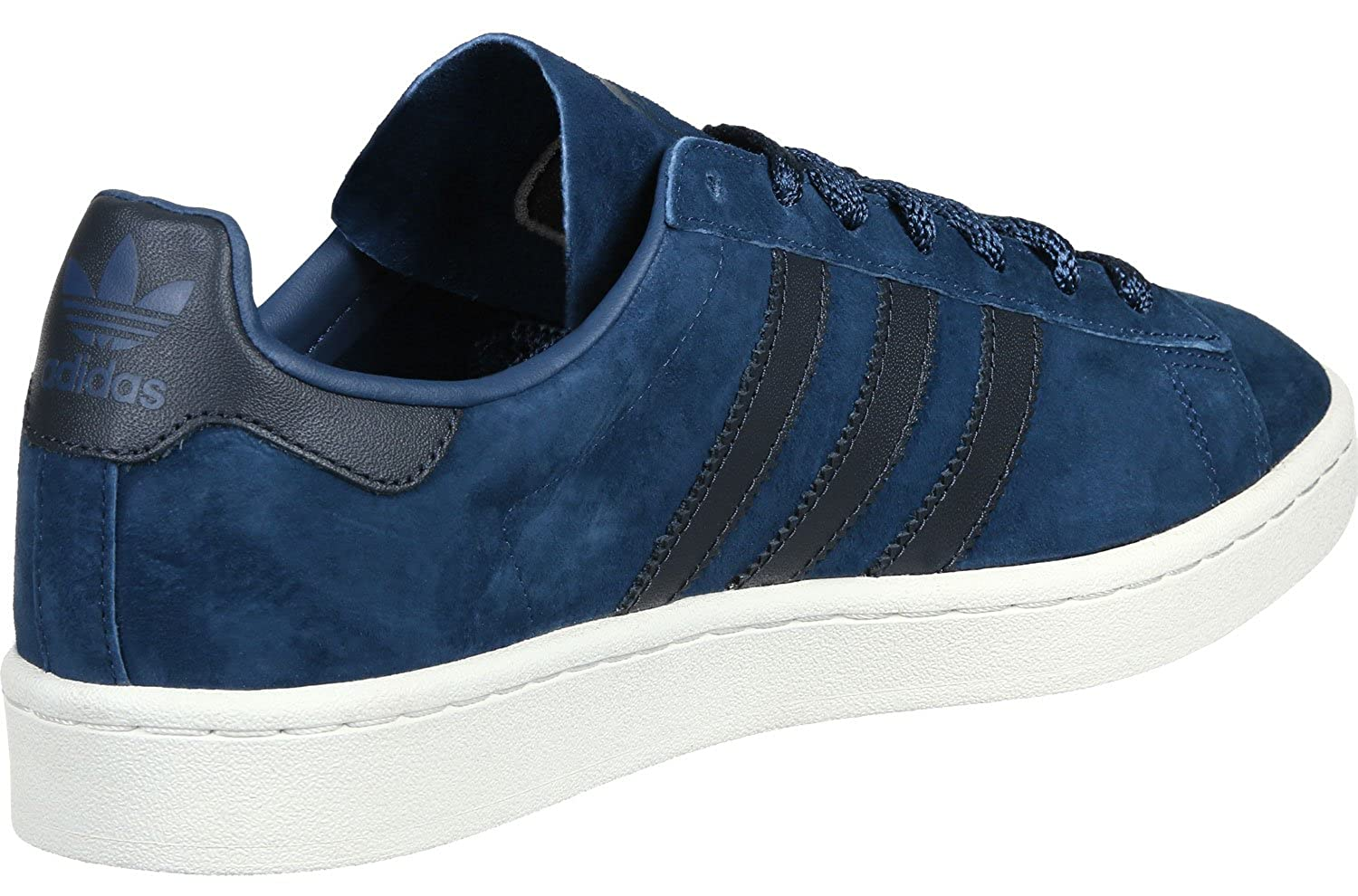 best service 85ba8 2a2db Amazon.com   adidas Originals Campus Mens Trainers Sneakers (UK 11 US 11.5  EU 46, Blue Navy White BB0087)   Fashion Sneakers