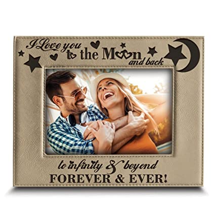 Amazon.com - BELLA BUSTA I love you to the moon and back, to ...