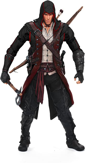 Amazon Com Mcfarlane Toys Assassin S Creed Connor Action Figure