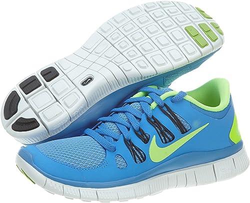 Nike Damen Laufschuhe Sneaker Nike Free 5.0 724383-801,
