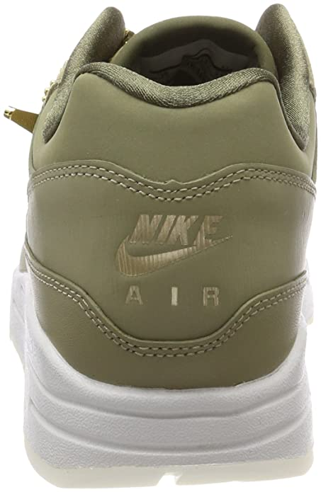 008585e5f7 Nike Women's's WMNS Air Max 1 Premium Gymnastics Shoes: Amazon.co.uk: Shoes  & Bags