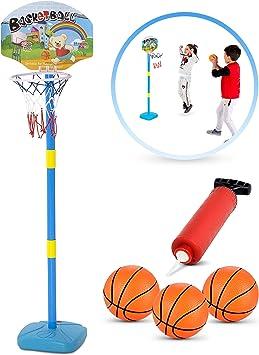 Amazon.com: BRITENWAY - Juego de juego de aros de baloncesto ...
