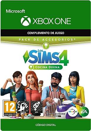 THE SIMS 4: COOL KITCHEN STUFF | Xbox One - Código de descarga ...