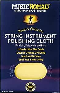 Music Nomad MN731 String Instrument Premium Microfiber Polishing Cloth