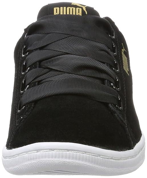 Puma Sneakers Femme Vikky Ribbon Puma Basses rYqrxanf a2e1bd77644