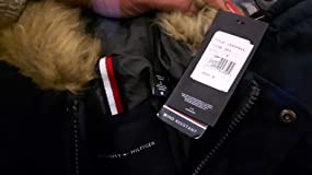 My shipment.......Tommy Hilfiger's its too big than the size i have ordered