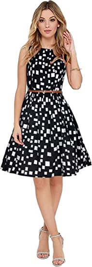 d0dddac7cdd DIEGO Women s Crepe Frock  Amazon.in  Clothing   Accessories