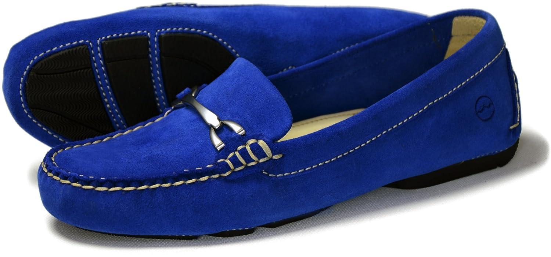 77f103dee8e Orca Bay Sorrento Loafer Shoe - Royal Blue Suede 7 UK 40 EU  Amazon.co.uk   Shoes   Bags