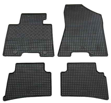 4 alfombrillas antideslizantes para coche MOD 2