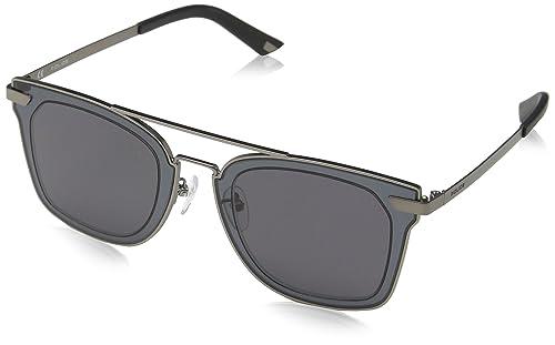 Amazon.com: anteojos de sol Police Halo 1 spl348 0627 Unisex ...