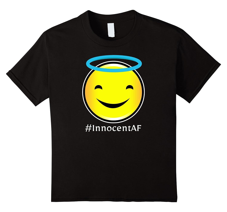 Innocent emoticon