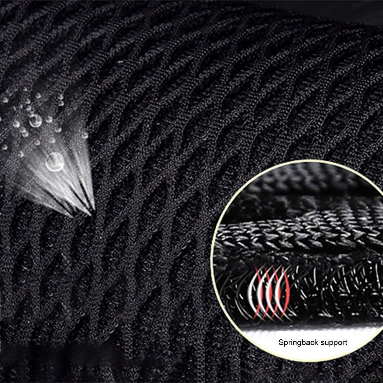 Comomingo Seggiolino Auto in Pelle Cuscino per Collo Protezione per la Testa Sicurezza Auto Supporto per poggiatesta Schienale Cuscino Cuscini Poggiatesta