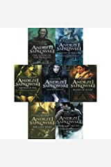 Witcher Series Andrzej Sapkowski 7 Books Collection Set Inc Sword Of Destiny         Paperback