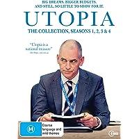 Utopia: Season 1-4 Collection (DVD)