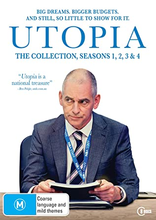 Utopia: Season 1-4 Collection