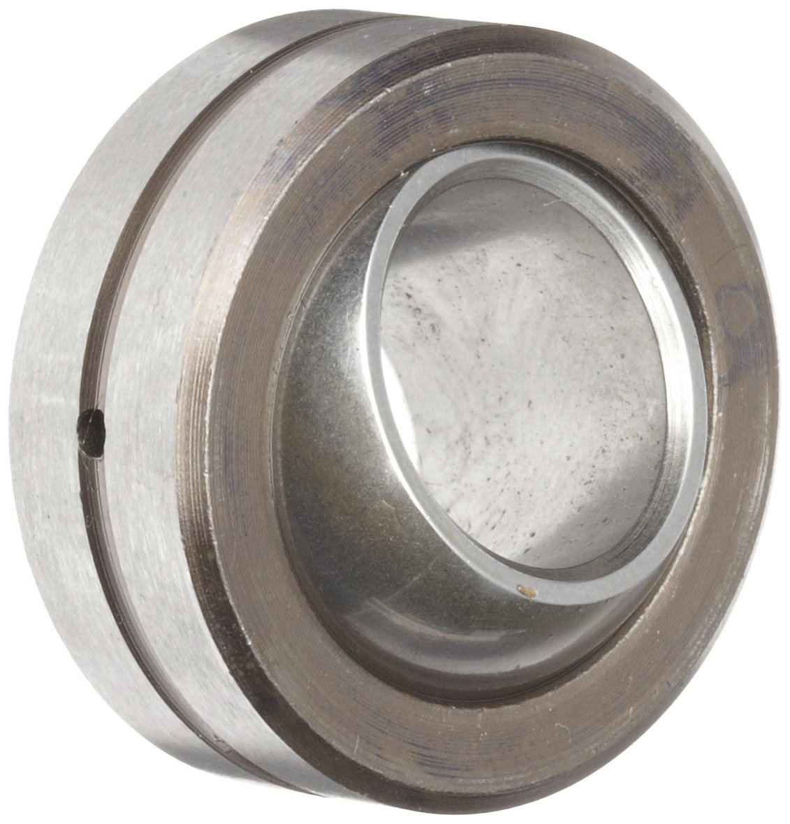 Corrosion-Resistant Two-Piece 1//2 Bore 1//2 Inner Ring Width Unsealed 1 OD 0.390 Outer Ring Width Sealmaster COR 8 Spherical Plain Bearing