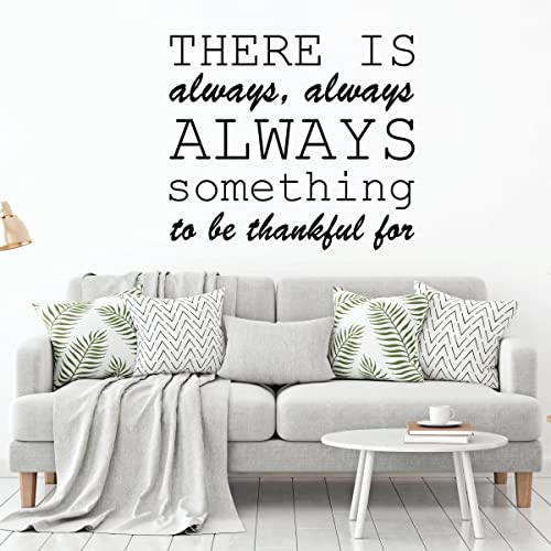 com life quotes wall decals gratitude quotes there is