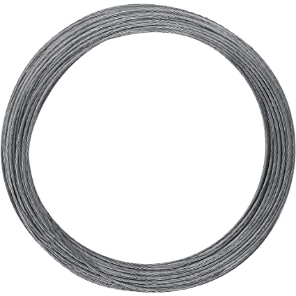 Amazon.com: National Hardware N267-013 2573BC Guy Wire - 6 Strand in ...