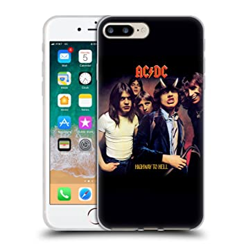 coque iphone 7 acdc