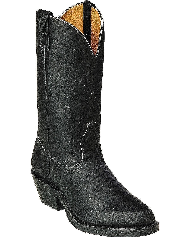 SOUL REBEL botas Americanas – botas de Motociclista bo-6112 – 16-EE (pie Recubierto) – Hombre – negro -