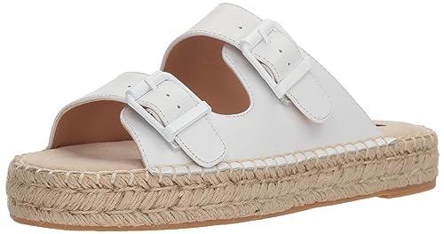 a210933c1b7 STEVEN by Steve Madden Women's Lapis Flat Sandal