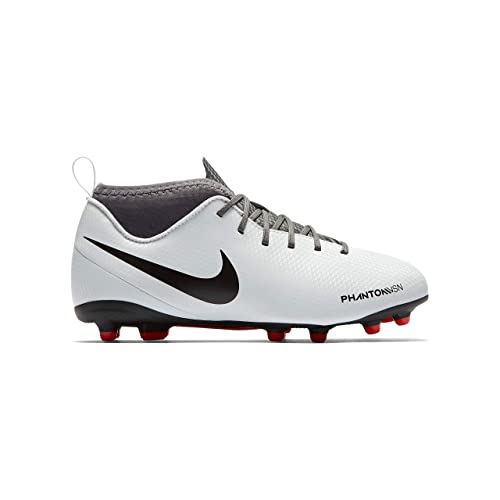 Nike Jr Phantom Vsn Club DF FG/MG, Zapatillas de fútbol Sala Unisex Niños: Amazon.es: Zapatos y complementos