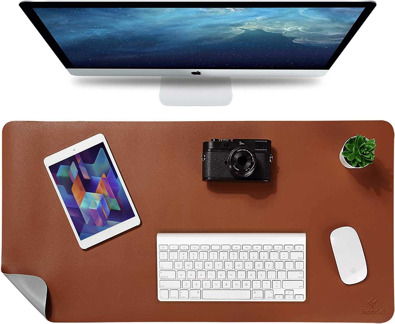 Knodel Tischunterlage Schreibtischunterlage 90 X 43cm Elektronik