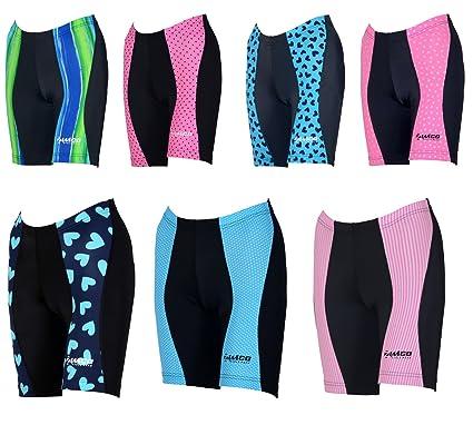 ZIMCO Women Cycling Shorts Biking Cycle Short Bike Ladies Knicks Padded  ZM182 (Small f344f47ce